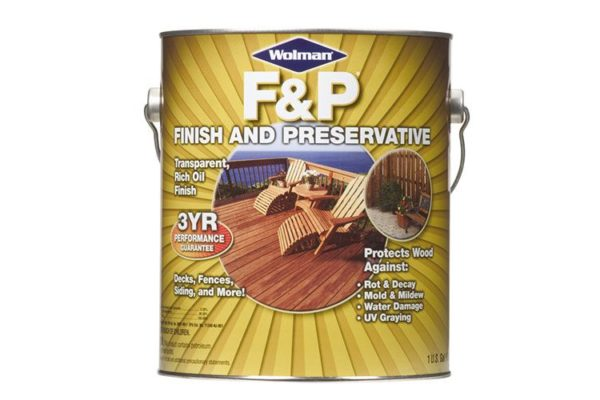 Finish And Preservative Natural