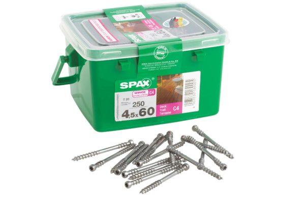 spax wirox box
