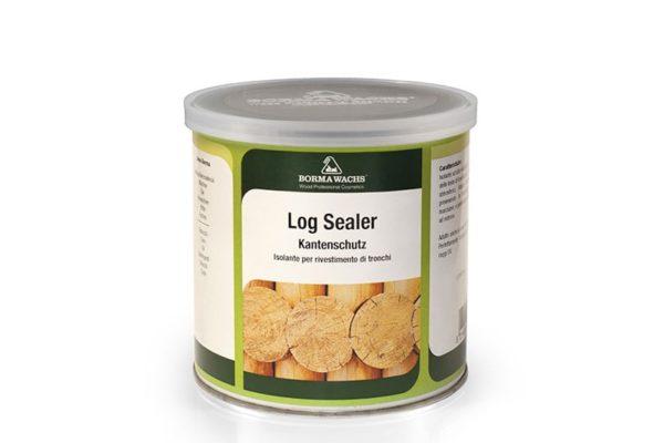 Kantenschutz—Log-Sealer