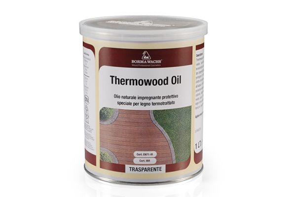 Thermowood-Oil